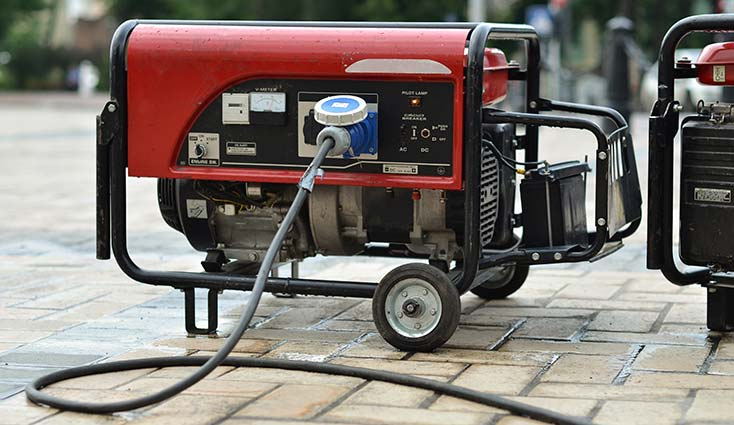conteaza de la ce firma alegem un generator de curent electric? Noi zicem ca da