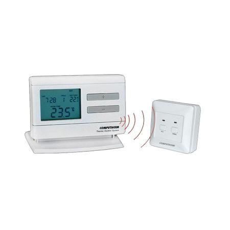 Termostat digital programabil de ambient cu comanda wireless Computherm Q7 RF la pret bun