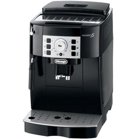 Espressor automat De'Longhi Magnifica S ECAM 22.110B, 1450W, 15 ba, 1.8 l, Negru la pret decent