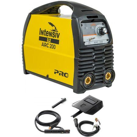 Aparat Intensiv ARC 200, 230 V, 200 A, electrod 1.6-4 mm, accesorii sudura MMA de calitate