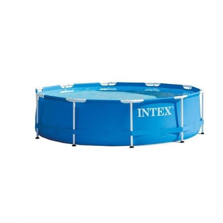 O piscina la pret bun este Piscina Bazin Intex