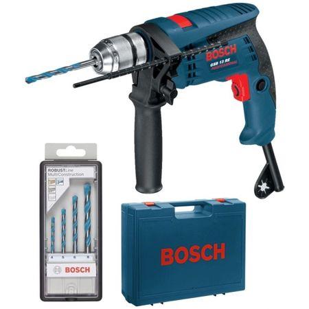 O bormasina la pret bun este inclusa in setul Bosch Professional