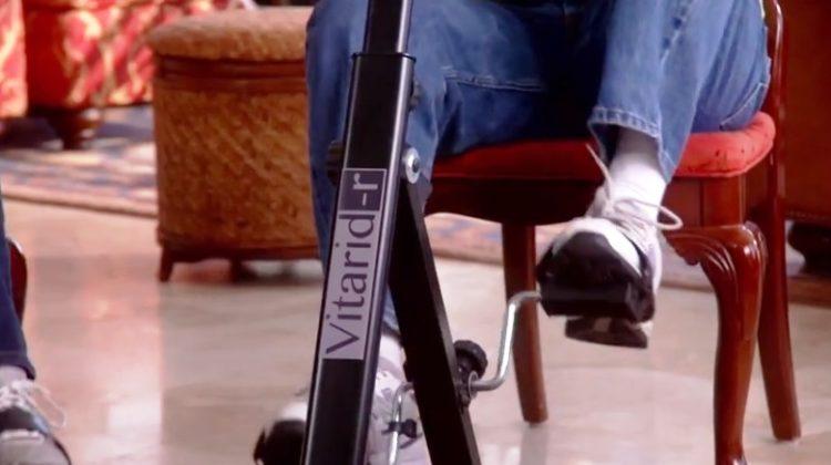 Vitarid-R, bicicleta de camera perfecta pentru sanatatea corpului tau