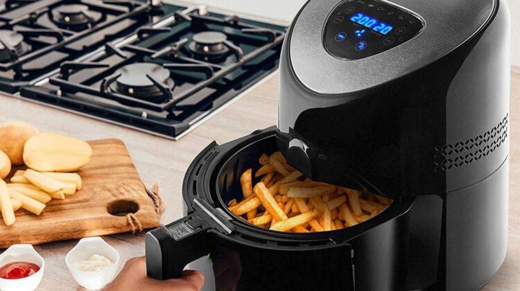 Hot Air Fryer – Cea mai buna friteuza pentru preparate delicioase si sanatoase