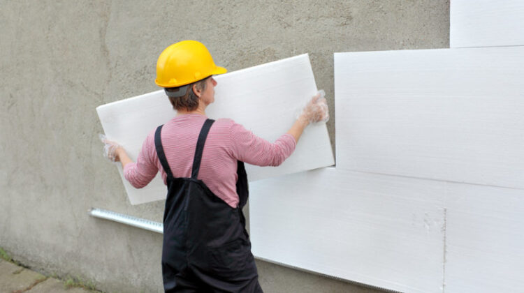 Izolarea casei cu polistiren: Tipuri de polistiren si etape de lucru