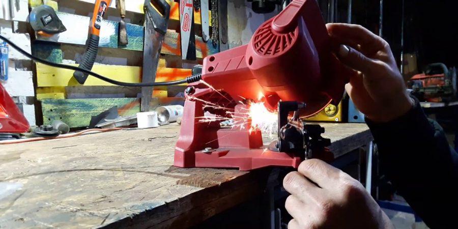 Integreaza in atelierul tau un dispozitiv de ascutit lant drujba ideal.
