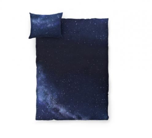 Transforma intreaga noapte de somn cu o lenjerie de pat din bumbac satinat.