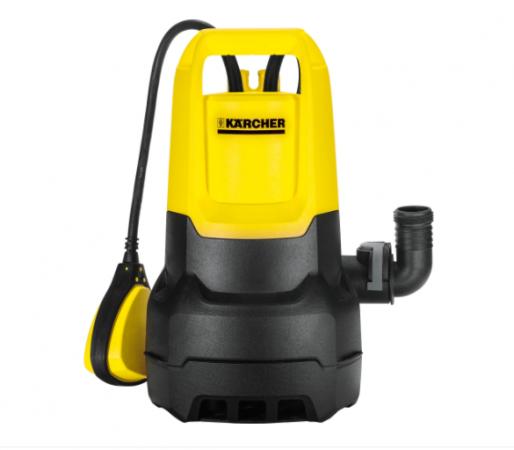 Foloseste o pompa submersibila pentru apa murdara rezistenta si durabila.
