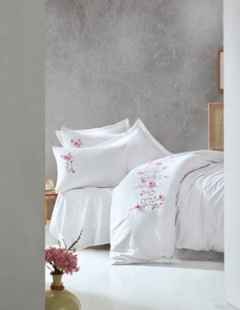 Opteaza pentru o lenjerie de pat din bumbac satinat rezistenta si de calitate superioara.