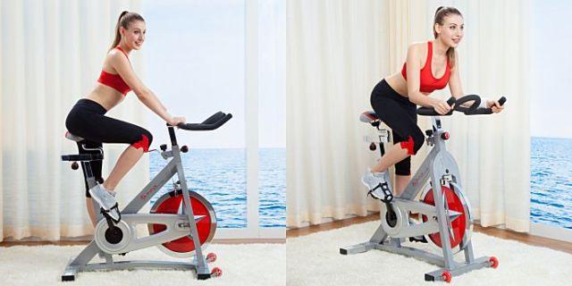 2 biciclete fitness pentru acasa care te vor ajuta sa scapi de kg in plus