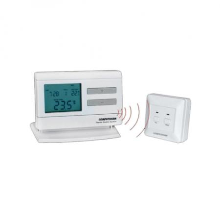 Descopera un termostat centrala fara fir ideal pentru casa ta.