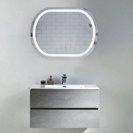 Achizitioneaza o oglinda baie cu led ieftina si de calitate.