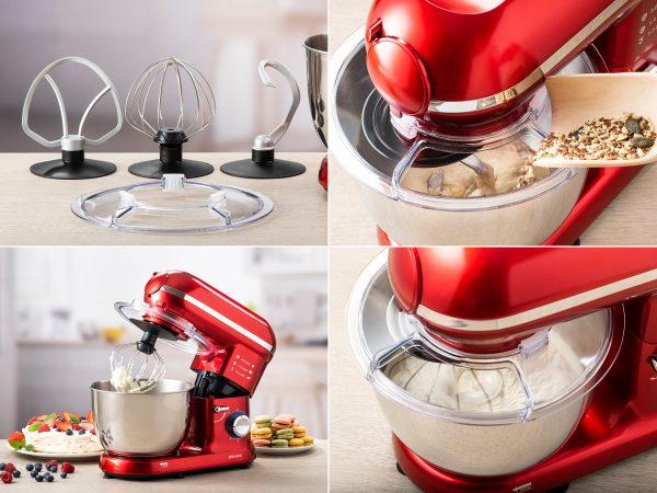Integreaza un robot de bucatarie perfect pentru bucataria ta, la orice ora din zi sau din noapte!