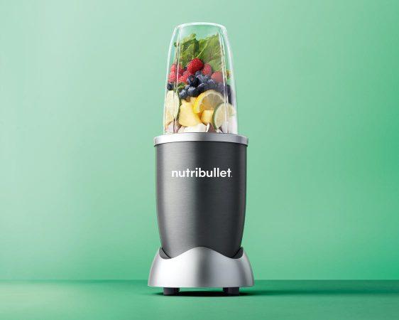 Descopera un aparat Nutribullet si bucura-te de cele mai gustoase preparate.