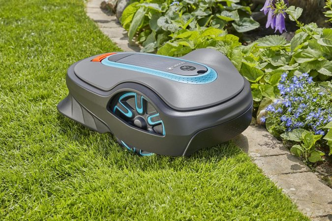 Bucura-te de cel mai bun robot de tuns iarba la tine acasa, in doar cateva momente.