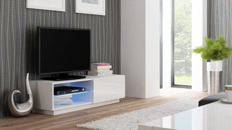 Foloseste cea mai buna comoda TV pentru living pentru a-ti transforma casa in cel mai bun spatiu!
