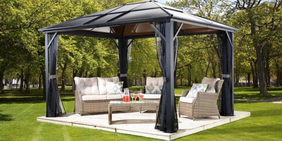Opteaza pentru un obiect de mobilier special conceput pentru gradina, capabil sa ma ce frumusete fiecare zi de vara.