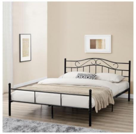 Descopera cel mai bun pat metalic pentru dormitorul tau, la pret bun si de calitate superioara!