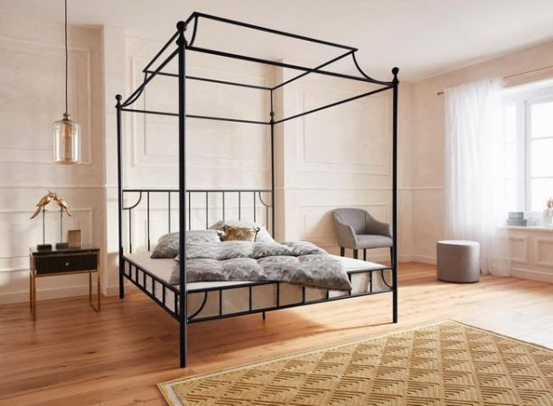 Opteaza pentru cel mai bun pat metalic, cu ajutorul caruia sa schimbi complet aspectul dormitorului tau!
