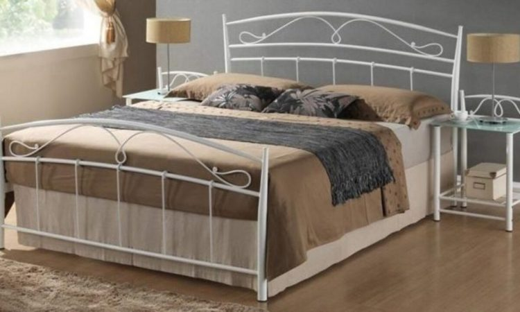 Alege sa dormi in cel mai bun pat metalic, special conceput pentru tine, la pret bun si de calitate superioara!